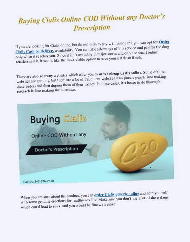 Buy cialis in usa